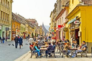 City Break a Brasov